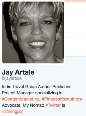 Jay Artale Twitter Account Profile