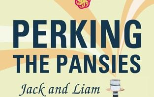 Perking the Pansies by Jack Scott
