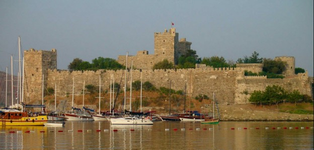 Bodrum Castle Photo by Roving Jay Turkey