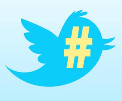 twitter hashtag logo