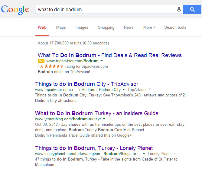 YTravel Article by Roving Jay Bodrum Turkey