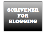 Scrivener for Blogging Header