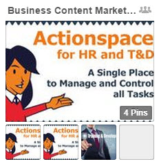 Actionspace Pinterest pin