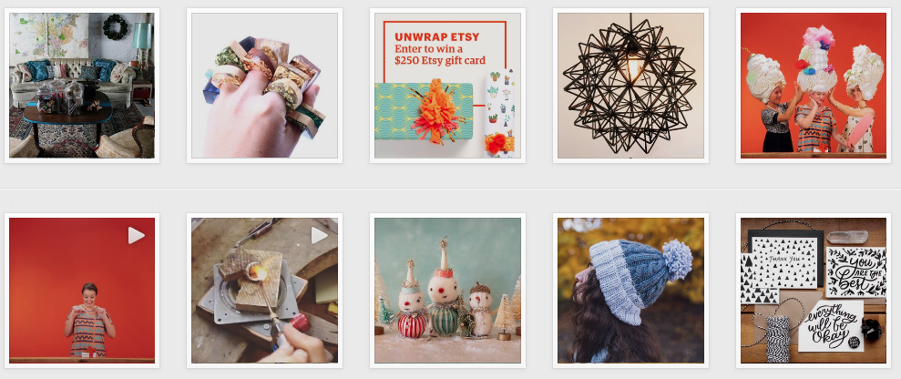 Etsy on Instagram
