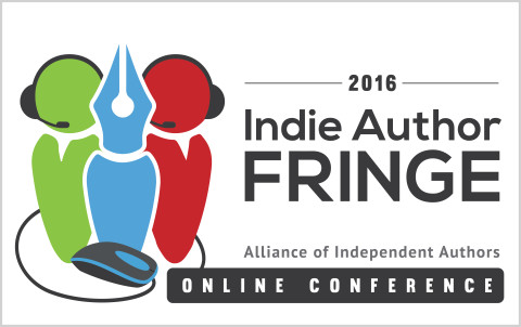 Indie Author Fringe 2016  Online Selfpublishing conference