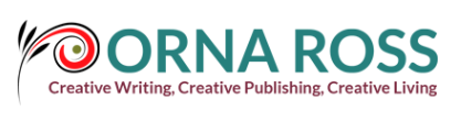 Orna Ross - Author Logo Jay Artale Social Media