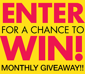 Enter to Win Monthly Giveaway Jay Artale pinterest for authors