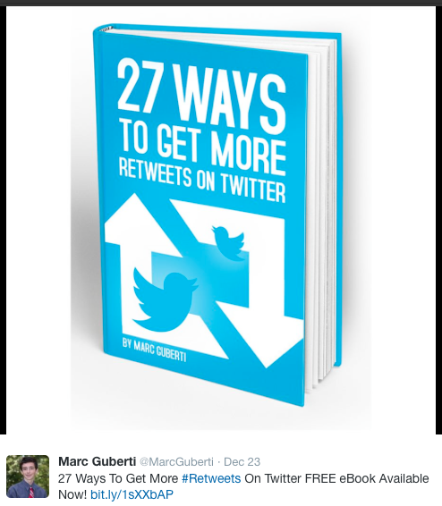 27 ways to get more retweets