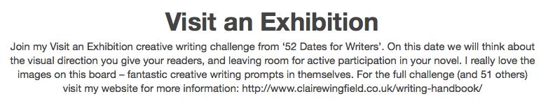 52 Dates Pinterest Board Description Visit an Exhibition