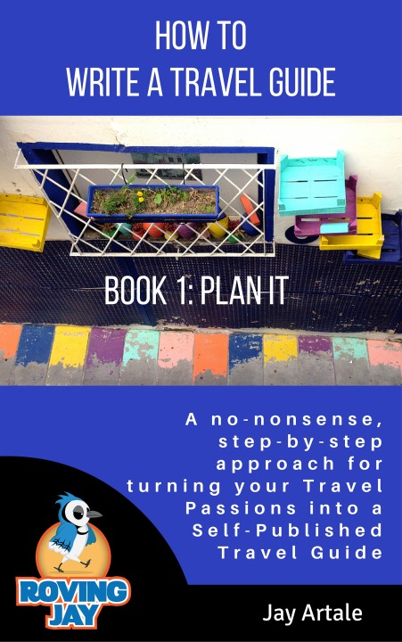 How to Write a Travel Guide Jay Artale Book 1 Plan it
