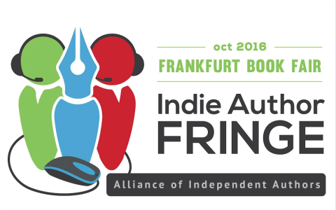 Indie Author Fringe Frankfurt Bookfair