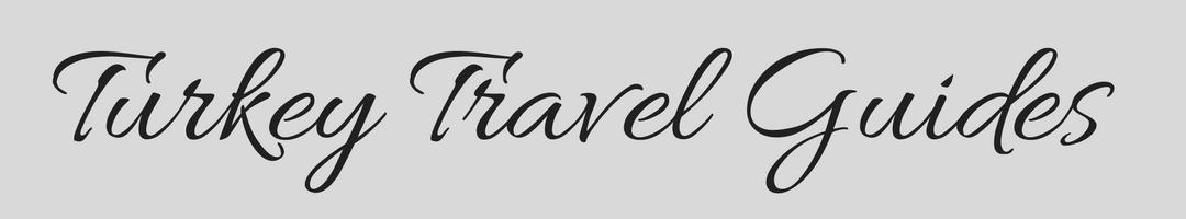 Turkey Travel Guides banner