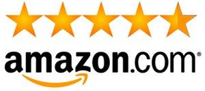 Amazon.com 5 Star Logo