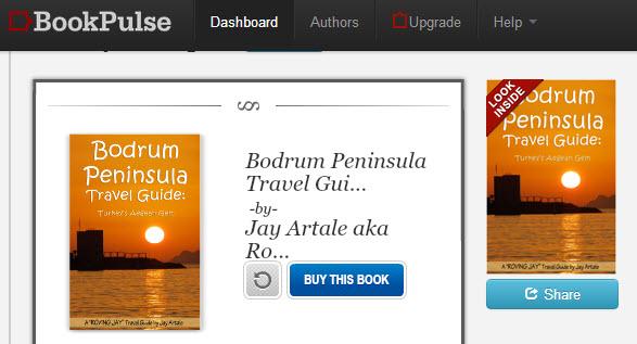 Bodrum Peninsula Travel Guide in Book Pulse