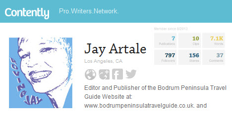 Contently Profile for Jay Artale