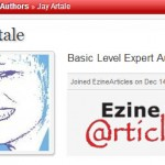 Roving Jay Author ezine profile