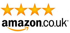 Amazon.co.uk 4 Star Logo