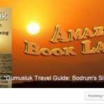 Amazon Book Launch for my Gumusluk Travel Guide