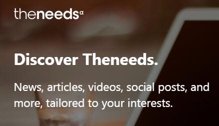Theneeds website icon