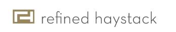 Refined Haystack Logo Interior Design