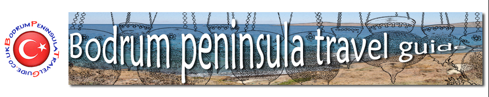 Bodrum Peninsula Travel Guide Header