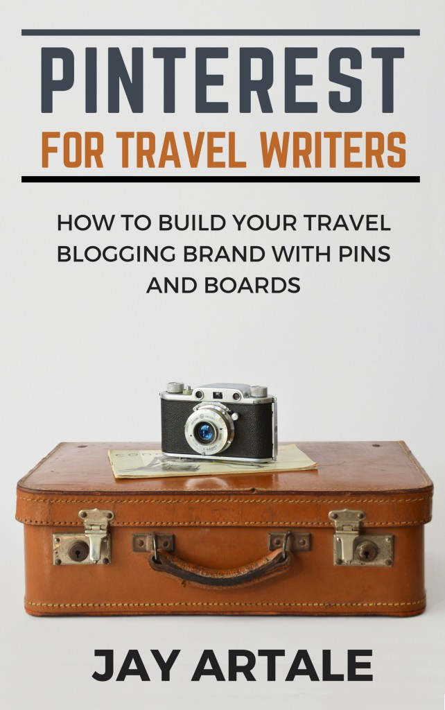 Pinterest for Travel Bloggers Jay Artale