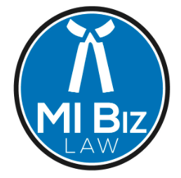 MI Biz Law Logo
