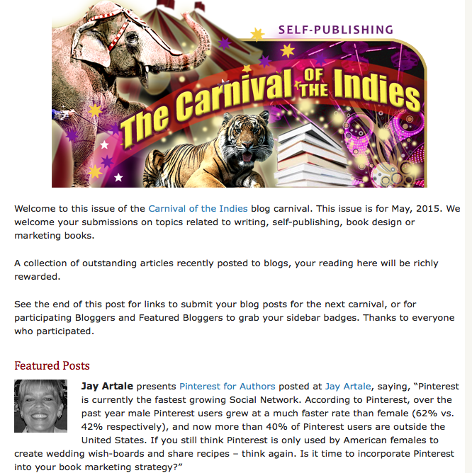 The Carnival of the Indies Logo
