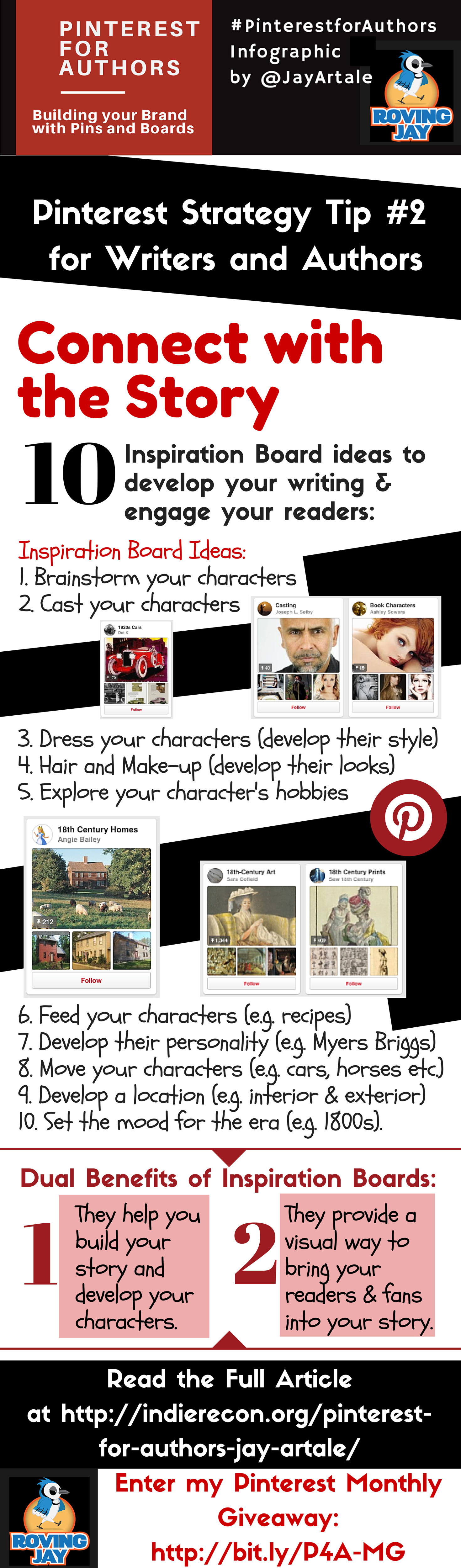 Here's a summary of Pinterest-13