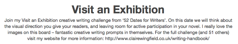 52 Dates Pinterest Board Description Visit an Exhibition