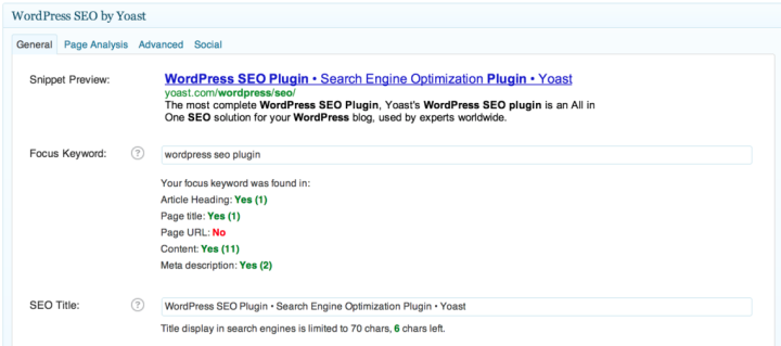 Top 5 Essential Plugins Yoast SEO WordPress Plugin Image