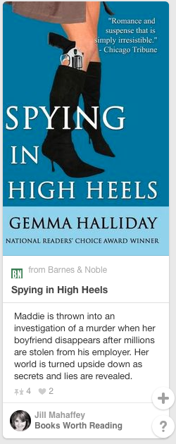 Gemma Halliday High Heel Series