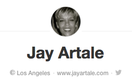 Jay Artale Pinterest Account