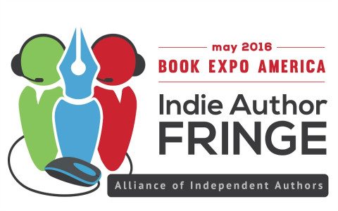 Indie Author Fringe BookExpo America