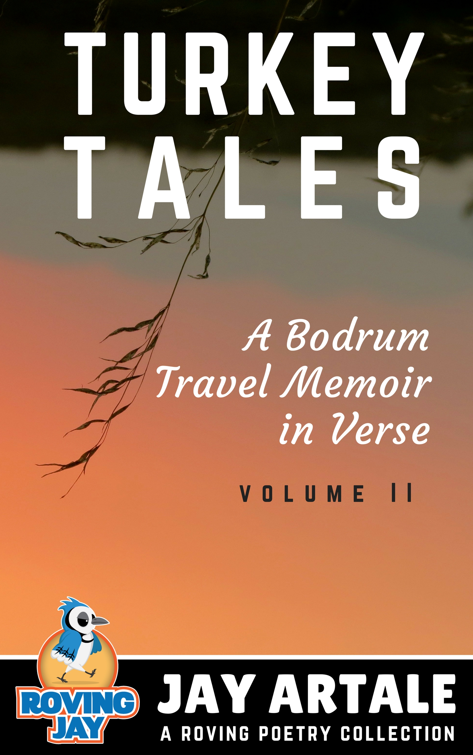 Turkey Tales A Bodrum Travel Memoir in Verse Volume 2