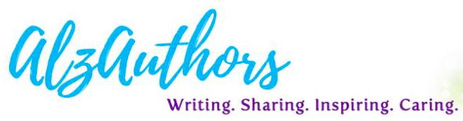 AlzAuthors Blog header